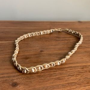 4/$25 Hemp and Clay Necklace